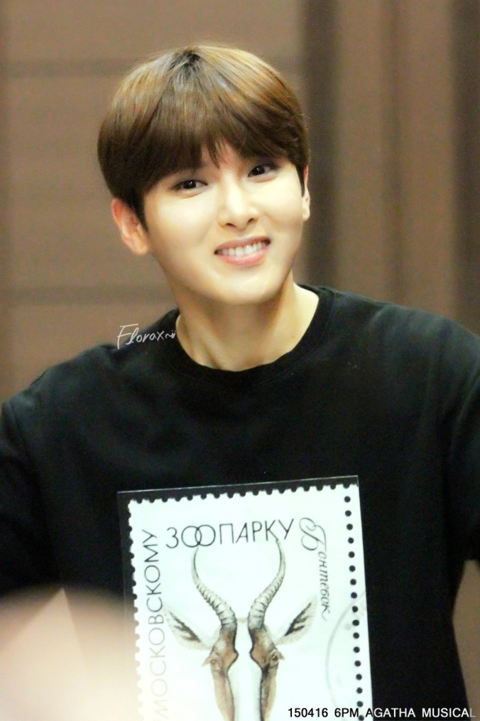 150416 Ryeowook 1