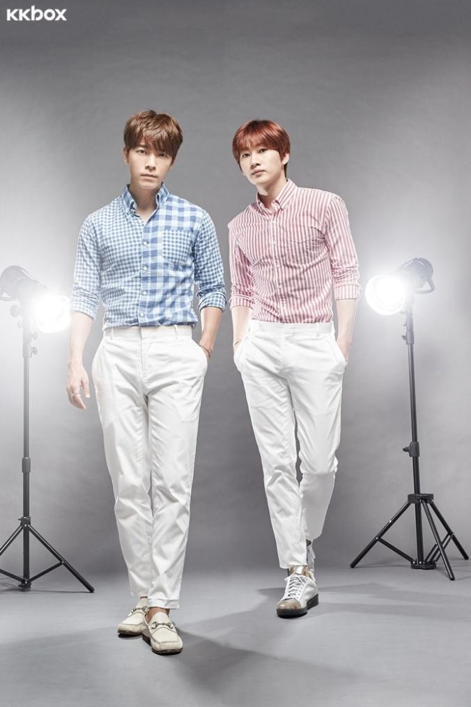 150703 KKBOX Eunhyuk Donghae (4)